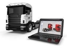 Truck development Stock Photos