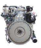 Truck diesel engine Royalty Free Stock Photo
