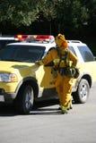 truck firefghters στοκ εικόνες με δικαίωμα ελεύθερης χρήσης