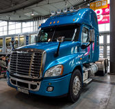 Truck Freightliner Cascadia Evolution, 2015. Stock Photos