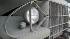 Truck front light Stock Images