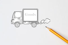 Truck Royalty Free Stock Photography