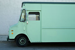 Truck of Green Royalty Free Stock Photo
