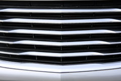 Truck grill Royalty Free Stock Image