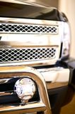 Truck Grill Guard Royalty Free Stock Images