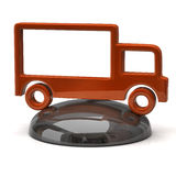 Truck icon Stock Images