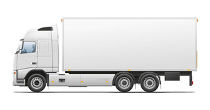 Truck illustration Stock Images