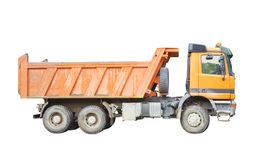 Truck for industrial use Royalty Free Stock Photo
