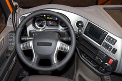 Truck interior Royalty Free Stock Photos