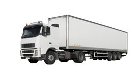 Free Truck Isolated Stock Photos - 16545983
