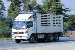 Truck of Kajonsak Transport Stock Images