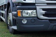 Truck Light Stock Photo