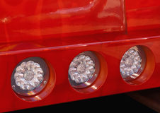 Truck Lights Royalty Free Stock Image
