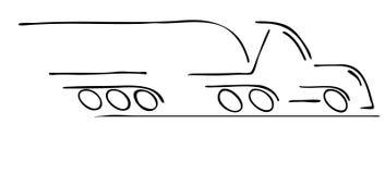 Free Truck Logo Royalty Free Stock Photo - 29642295