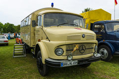 Truck Mercedes-Benz LA 710, 1967 Royalty Free Stock Photography