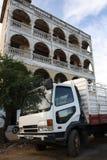 Truck.  Mombasa. Stock Image