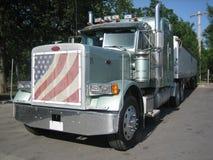 Truck in Oklahoma 1 Royalty Free Stock Photos