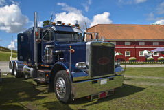 Truck (peterbilt) Stock Images