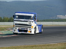 Truck races Royalty Free Stock Images