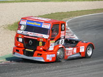 Truck races Royalty Free Stock Photography
