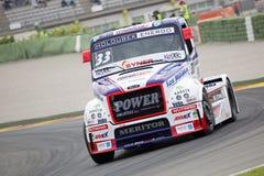 Truck Racing - David Vrsecky Stock Photos