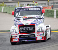 Truck Racing - David Vrsecky Stock Photos