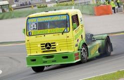Truck racing Royalty Free Stock Photos