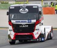 Truck Racing - Norbert Kiss Stock Images