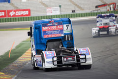 Truck Racing - Rene Reinert Royalty Free Stock Photo