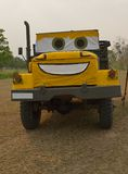 Truck smile. Stock Photography