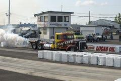 Jet truck royalty free stock photos