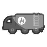 Truck tank oil icon. Vector illustration design Royalty Free Stock Image