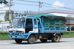 Truck of Thailand Land Development Department Royalty Free Stock Photos