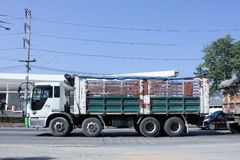 Truck of Thepprasert Transport Company. Stock Image