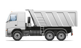 Truck. Tipper royalty free stock photos