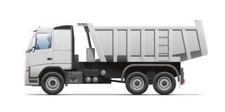 Truck. Tipper Royalty Free Stock Image