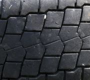Truck Tire Royalty Free Stock Photos