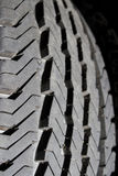 Truck Tire Tread Royalty Free Stock Photography