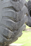 Truck tyre Royalty Free Stock Photo