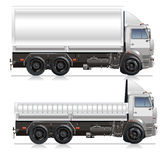 Truck Vector illustration Royalty Free Stock Images