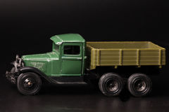 Truck vintage toy Royalty Free Stock Photography