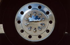 Truck wheel Stock Images