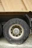 Truck wheel Stock Photos