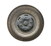Truck wheel Stock Photos
