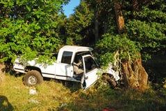 Truck Wreck Stock Photos