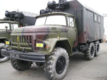 Truck ZIL Stock Images