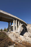 Truckee Rainbow Bridge Stock Image