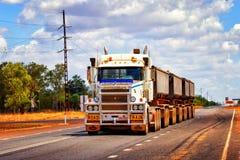 Trucker εσωτερικών Aussie Στοκ Εικόνες