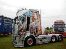 TRUCKFEST 2015 KNUTSFORD dénommant et accordant Images stock