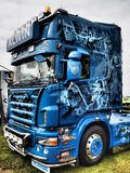 TRUCKFEST 2015 KNUTSFORD styling and tuning Stock Image